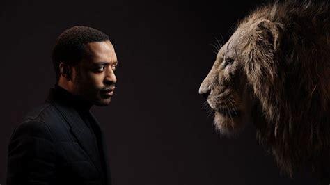 promo pics show  lion king cast meeting