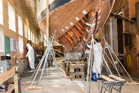 wooden boatworks greenport ny interview with m moser thought leader chris swartout