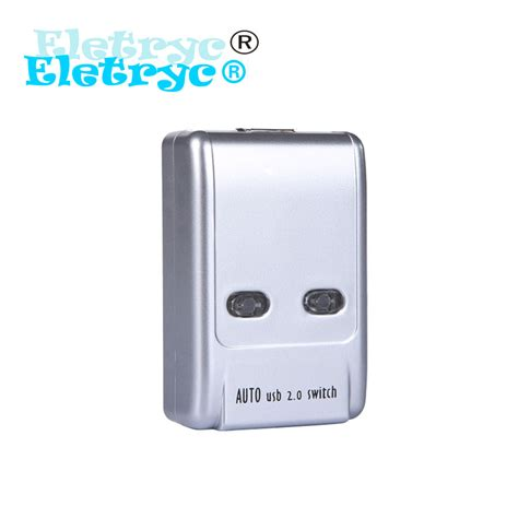 Auto Switch Printer 2 Port T1910 2 eletryc 2 port auto usb 2 0 selector switch printer flash driver mouse switcher hotkey