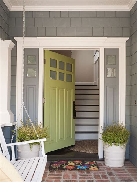 front door colors for house 25 tips for front door makeovers