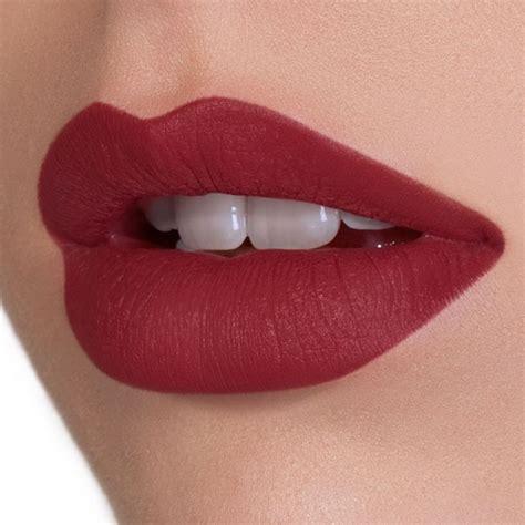 Lipstick Rossa Lasts Matte Lip crime lipstick beverly nabla cosmetics
