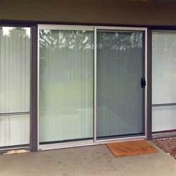 Screen For Patio Door by Sliding Patio Door Screens Mobile Screens Etc Inc