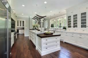 White Kitchen Designs by 36 Beautiful White Luxury Kitchen Designs Pictures