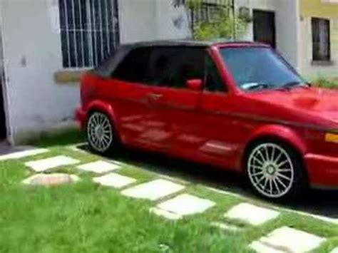 volkswagen caribe convertible vw cabriolet