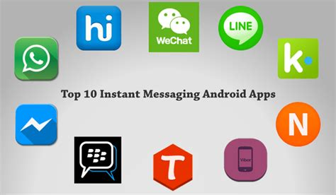 best messaging apps top 10 best messaging apps for pc of 2015