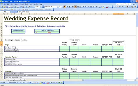 how to keep track of business expenses excel expense