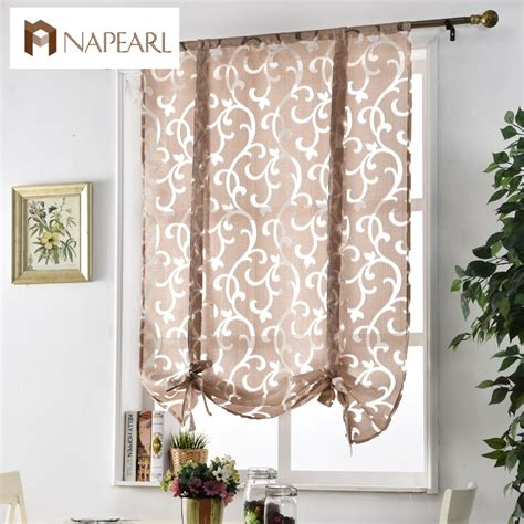 buy kitchen curtains cheap kitchen curtains window treatments aliexpress buy