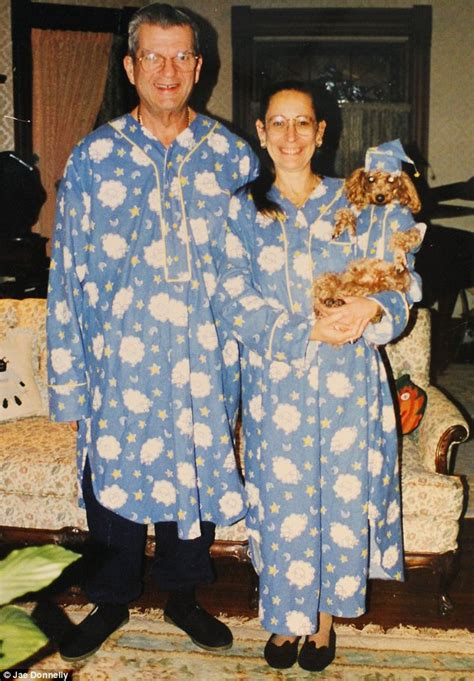 Husband Matching Clothes This Has Been Dressing Alike For 33 Years