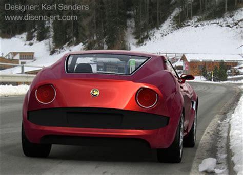 alfa romeo montreal concept alfa romeo montreal concept concept cars diseno