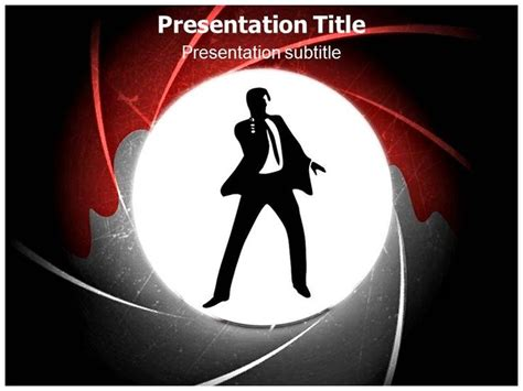 powerpoint templates james bond find out an amazing flash animated james bond power point
