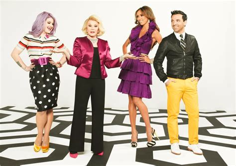fashion police fashion police ending finale airing unseen joan rivers