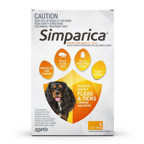 flea pill for dogs simparica flea tick tablets for dogs tablets