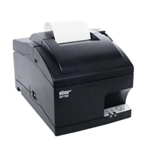 Clover Kitchen Printer clover point of sale system merchantequip