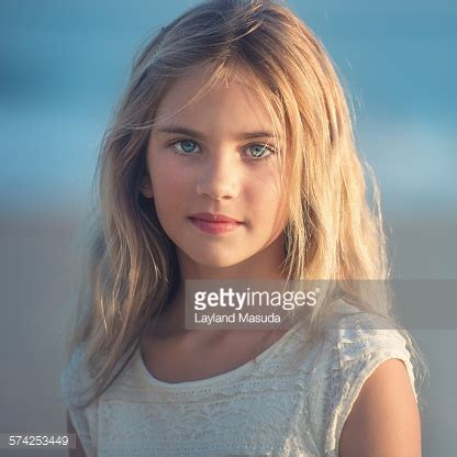 beautiful young girl stock photo getty images