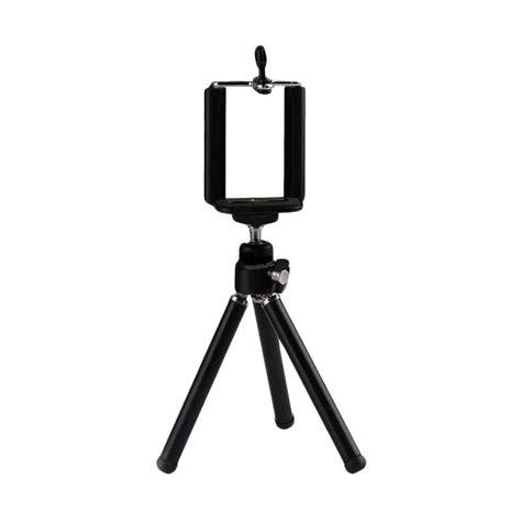 Tripod Fdt jual tripod fdt smartphone mini tripod with holder u hitam harga kualitas terjamin