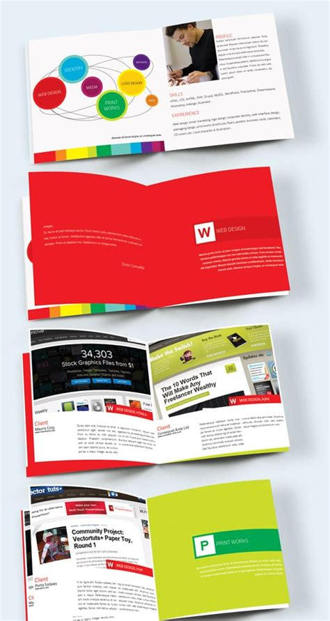 booklet brochure template brochure templates 40 affordable high quality