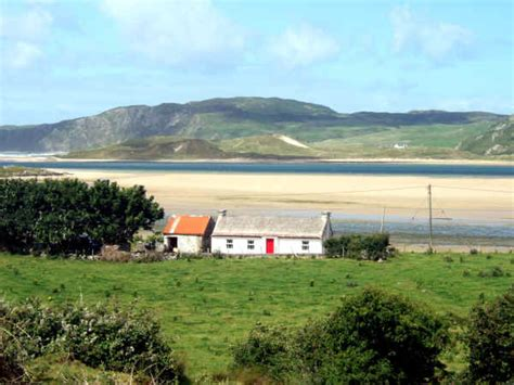 donegal cottage self catering accommodation in ballyliffen the house