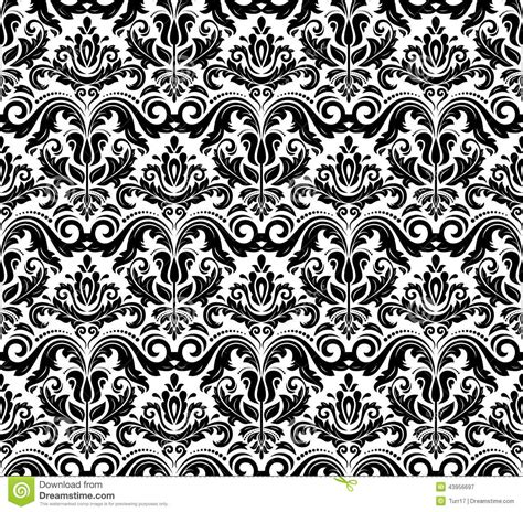 oriental arabesque pattern vector free orient seamless vector pattern abstract stock vector