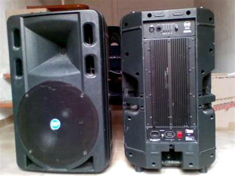 Speaker Aktif Rcf 500 rcf 500 a image 505780 audiofanzine
