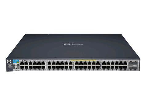 Switch Poe hp j9473a e3500 48 poe switch 10 100mbps 1000mbps