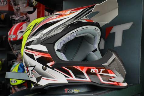 Helm Kyt Supercross Helm Motocross Kyt Strike Eagle Ringan Pake Banget