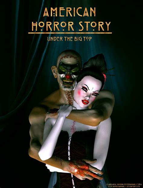 filmapik american horror story ahs freak show under the big top by bohemianharlot