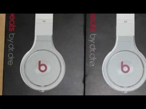 Beats By Dre Pro Detox Vs Real by Real Vs Beats By Dr Dre Pro Comparison