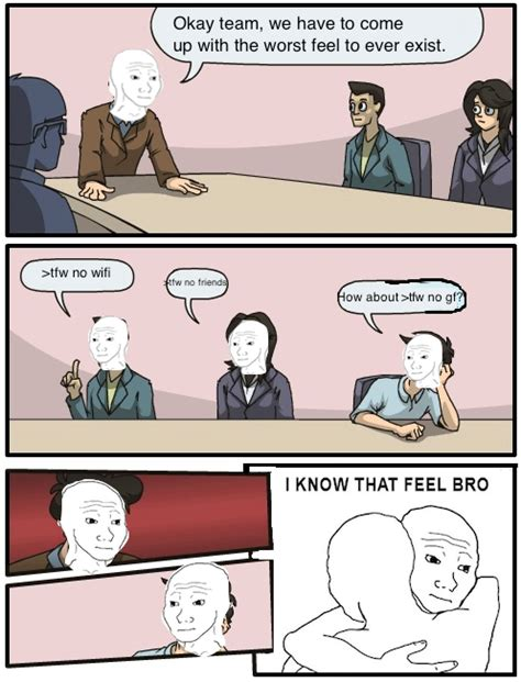 Boardroom Memes - tfw no gf boardroom suggestion know your meme