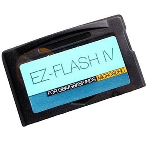 tutorial ez flash iv ez flash iv gba flash card ez flash iv gba
