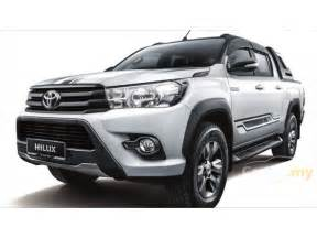 Truck Accessories Malaysia Toyota Hilux 2017 G 2 4 In Kuala Lumpur Automatic
