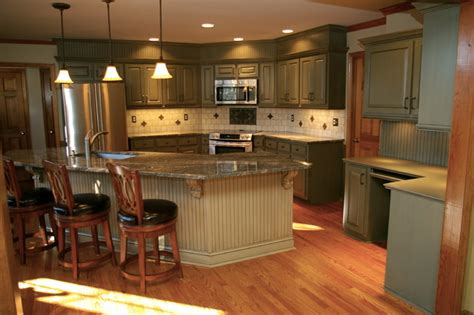 old kitchen cabinets makeover 30 year old kitchen makeover traditional kitchen