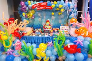 Lantern Wedding Centerpiece Under The Sea Boys Birthday Party Party Supplies Amp Printables Gifts Amp Hampers Invitations