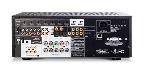 anthem mrx  home cinema av receiver create automation