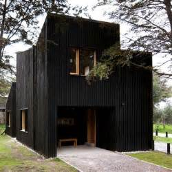 black homes for clf houses by estudio babo ideas for home garden bedroom