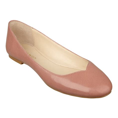 pink flat color the gallery for gt valentino pink flat shoes