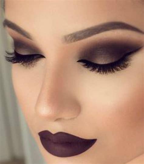 imagenes de ojos para wasap aprende a hacer un maquillaje de ojos ahumados perfecto