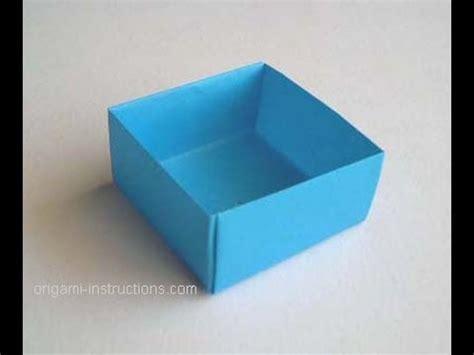 Box In A Box Origami - origami box