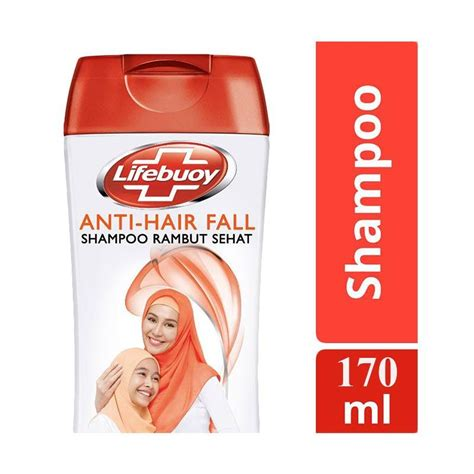 Lifebuoy Anti Hair Fall 680ml jual lifebuoy anti hair fall shoo 170 ml