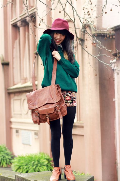 5 Vintage Style Inspirations by Bottle Green K Is For Kani