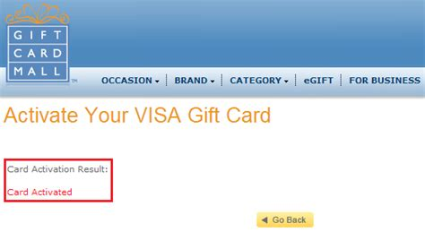 Do I Have To Activate A Visa Gift Card - activate 200 visa gift cards from staples com gift card mall travel with grant