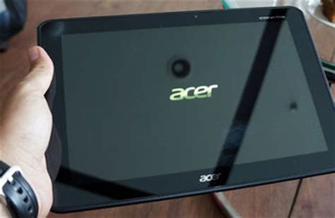 harga android acer iconia laptop tablet acer indonesia iconia a51x tablet quad core 4 jutaan dilengkapi os