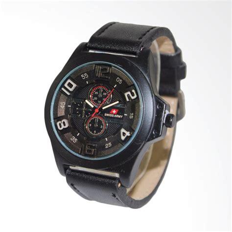 Swiss Army Jam Tangan Analog Pria Sax 1063 Id Store jual swiss army analog jam tangan pria hitam sax 1263 01 harga kualitas terjamin