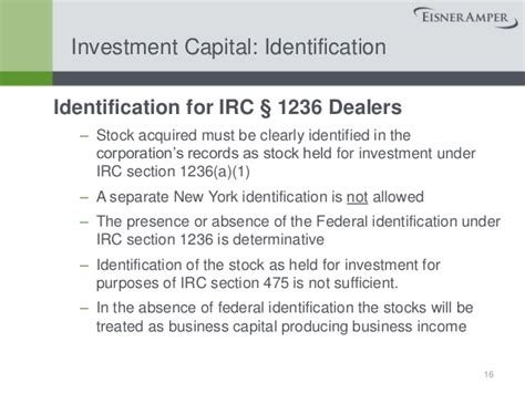 irc section 475 new york state city corporate tax changespp v6 11 18 15