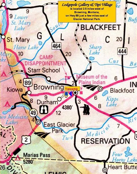 blackfoot american map lodgepole gallery tipi location map