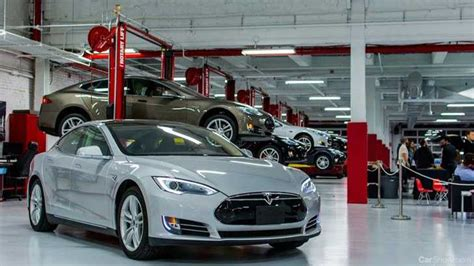 Tesla China Factory News Tesla May Be To Securing New Factory In China