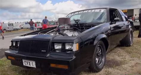buick grand national racing 1000hp buick grand national beast drag racing cars