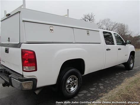 bed ls 2007 gmc 2500 hd sle1 crew cab bed ls