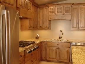 Alder Wood Kitchen Cabinets by Lec Cabinets Rustic Knotty Alder Cabinets