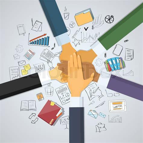 Desk Team Leader by Desk Team Leader Business Pile Stack On