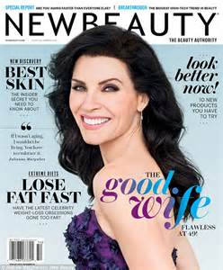 hairshow magazine julianna margulies talks about aging and the pressure to